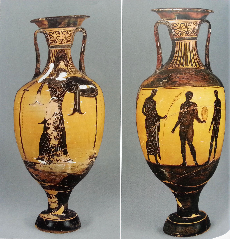 Arqueología Y Fósiles Arte Y Antigüedades Griego Antiguo Corintio Cerámica Aryballos Aphrodite
