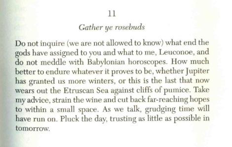 Versión de Niall Rudd, para Loeb Classical Library.