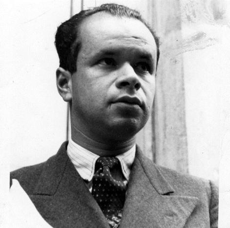 El poeta Eduardo Carranza