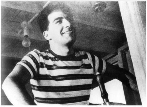 Mutis en la década de 1950 (Casa de Poesía Silva).