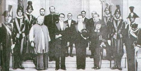 Echandía, embajador ante la Santa Sede en 1937. Fuente: banrepcultural.org
