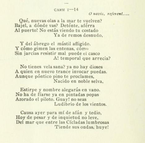 Obras completas de don Miguel Antonio Caro. Tomo I. Bogotá: Imprenta Nacional, 1918.